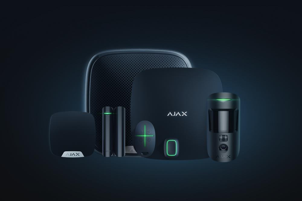 Ajax componenten