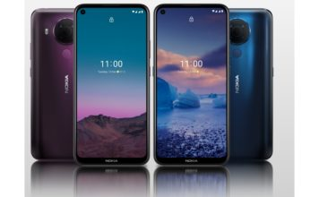 Nokia 5.4 LineUp