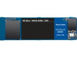 WD Blue SN550 SSD