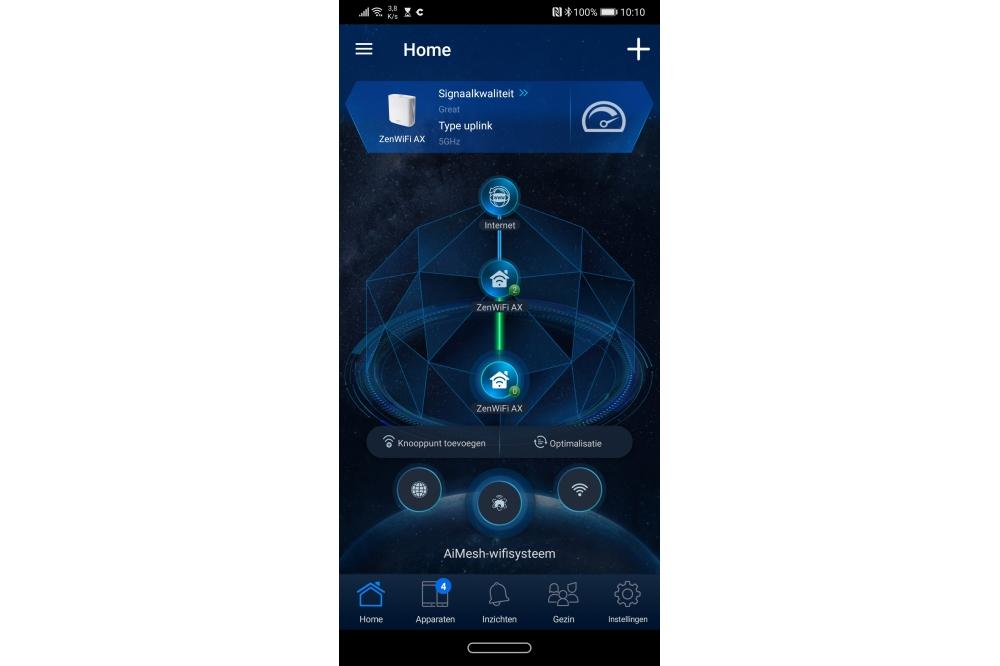 Asus Routeer app