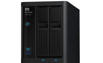 WD My Cloud Pro PR2100 NAS