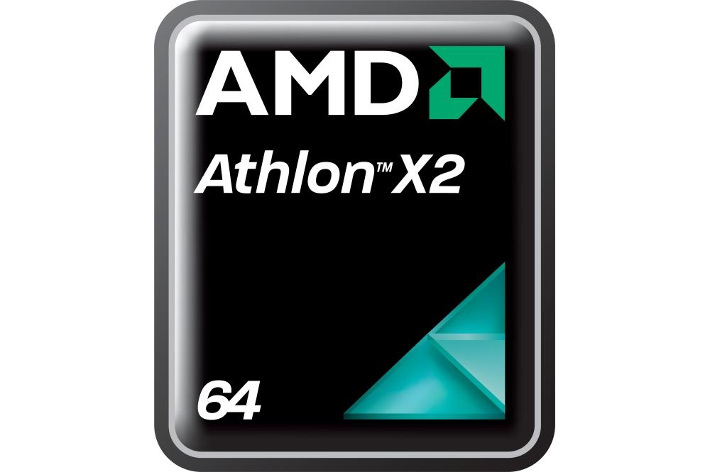 AMD Athlon 64 x2 logo