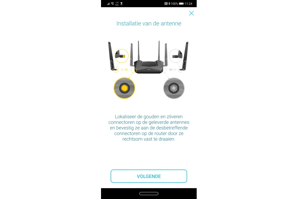 D-Link DIR-X5460 app