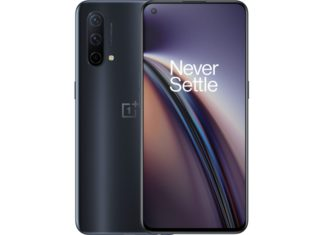 OnePlus Nord CE 5G Black